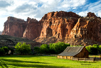Capitol Reef Barn
